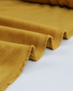 Cotton Corduroy Fabric - Mustard