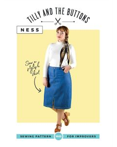 Tilly and The Buttons Sewing Pattern - Ness