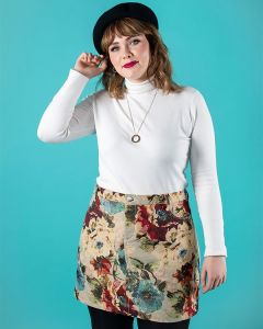 Tilly and The Buttons Sewing Pattern - Ness Skirt