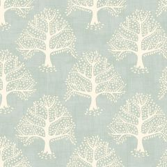 Home Furnishing Fabric - Imprint - Great Oak Duck Egg