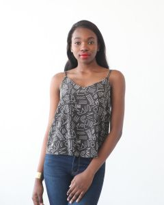 True Bias - Paper Sewing Pattern - Ogden Cami