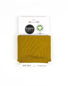Organic Cotton Cuffing - Ochre