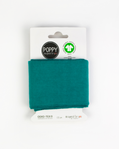 Organic Cotton Cuffing - Teal