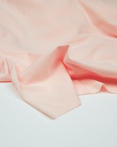 Organic Cotton Jersey Fabric - Ballet Pink