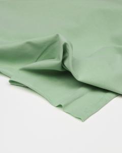 Organic Cotton Jersey Fabric - Tea Green
