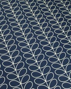 Home Furnishing Fabric - Orla Kiely - Linear Stem Whale