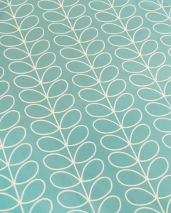 Home Furnishing Fabric - Orla Kiely - Linear Stem Ziggurat