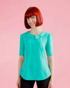 Tilly and The Buttons Sewing Pattern - Orla Shift Top
