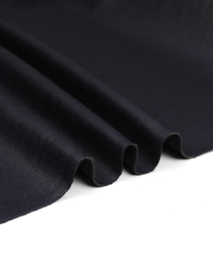 Overdye Denim Fabric - Ink