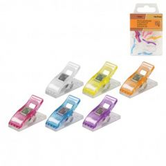 Fabric Clips -  Small - 12 pack