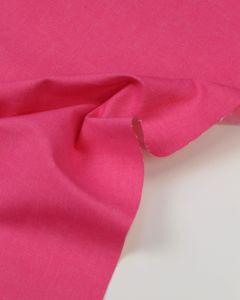 Stretch Denim Fabric - Pink Camellia