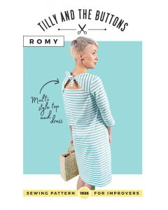 Tilly and the Buttons Sewing Pattern - Romy
