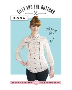 Tilly and The Buttons Sewing Pattern - Rosa