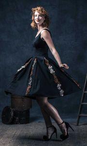 Sew La Di Da - Paper Sewing Pattern - Rose Dress