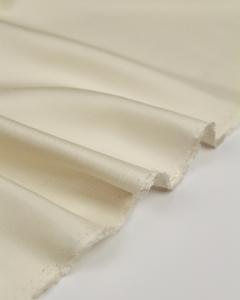 Silk Twill Fabric - Ivory