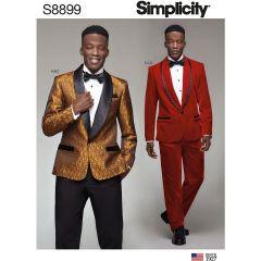 Simplicity Pattern 8899 - Tuxedo Set