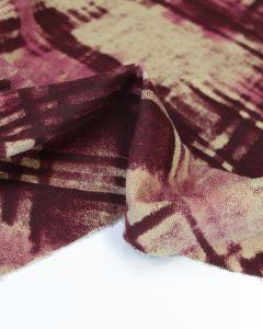 Stretch Needlecord Fabric - Rae