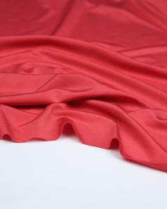 Stretch Tricot Lining Fabric - Strawberry