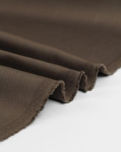Stretch Tencel Twill Fabric - Bruin