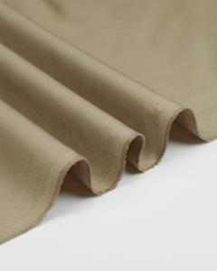 REMNANT Sand Tencel Twill Fabric - 200cm x 155cm