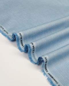 Tilda Patchwork Cotton Fabric - Chambray Basics - Blue