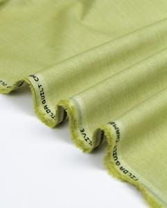 Tilda Patchwork Cotton Fabric - Chambray Basics - Olive