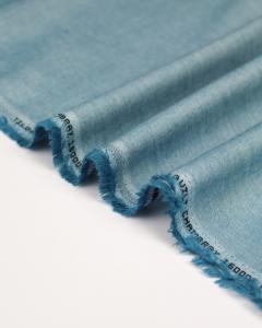 Tilda Patchwork Cotton Fabric - Chambray Basics - Petrol