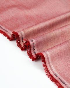 Tilda Patchwork Cotton Fabric - Chambray Basics - Red