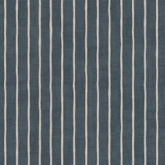 Home Furnishing Fabric - Imprint - Pencil Stripe Midnight