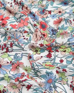Viscose Challis Fabric - Joni Spring