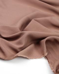 Viscose Challis Lawn Fabric - Praline