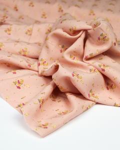 Viscose Lurex Dobby Fabric - Nellie Rose
