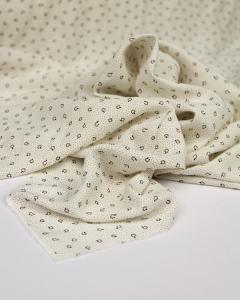 Viscose Micro Crepe Fabric - Delilah Dot