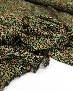 Brushed Viscose Twill Fabric - Olivia