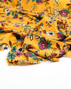 REMNANT Portobello Viscose Twill Fabric - 200cm x 145cm