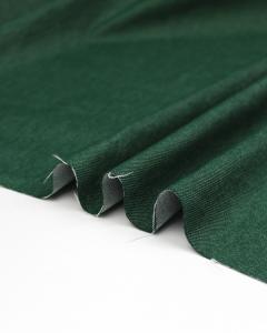 Yarn Dyed Stretch Denim Fabric - Pine