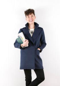 Grainline Studio - Paper Sewing Pattern - Yates Coat