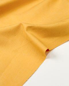 Stretch Denim Fabric - Yellow Primrose